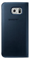 Чехол Samsung Flip Wallet Galaxy S6 Edge Черный